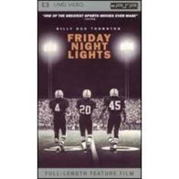 PSP UMD Movie - Friday Night Lights