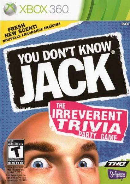 X360 You Dont Know Jack