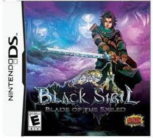 NDS Black Sigil - Blade of the Exiled