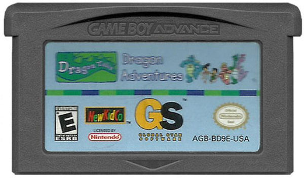 GBA Dragon Tales - Dragon Adventures