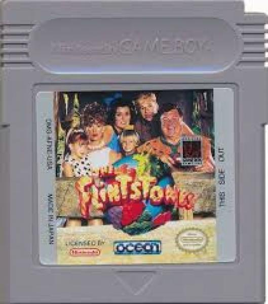 GB Flintstones - The Movie