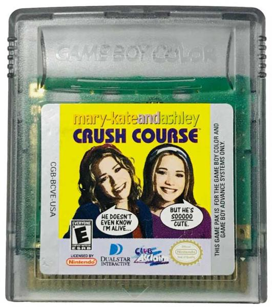 GBC Mary Kate & Ashley - Crush Course