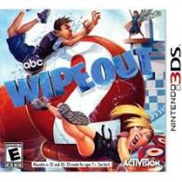 3DS Wipeout 2