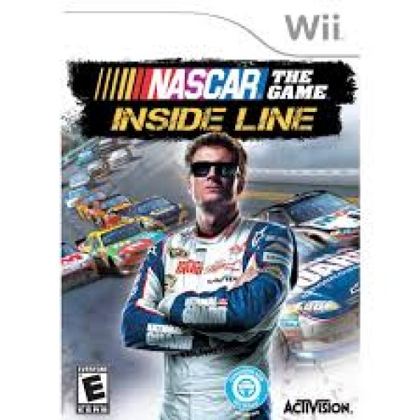 Wii Nascar - The Game - Inside Line