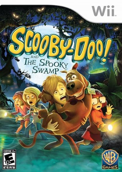 Wii Scooby Doo - The Spooky Swamp