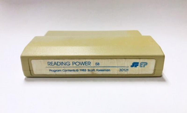 TI99 Reading Power