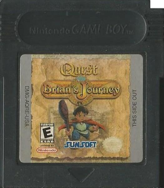 GBC Quest - Brians Journey