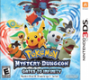 3DS Pokemon - Mystery Dungeon - Gates to Infinity