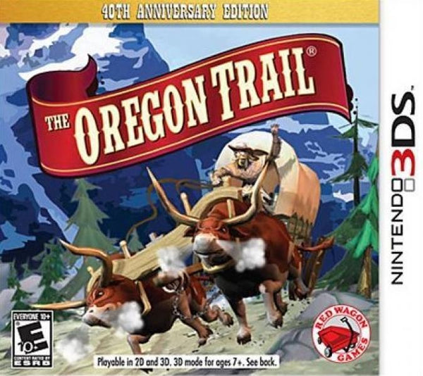 3DS Oregon Trail