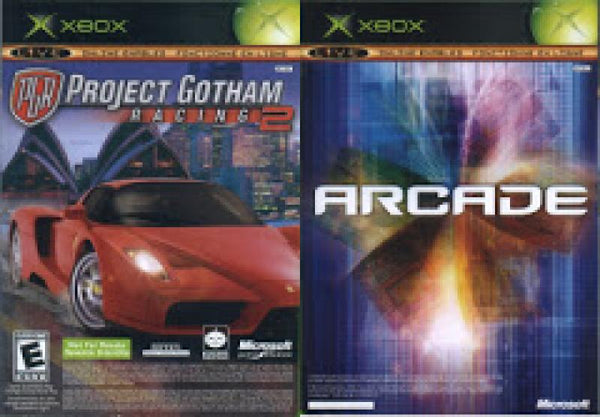 XBOX Project Gotham Racing 2 / Arcade