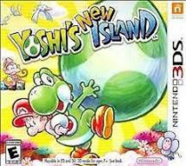 3DS Yoshis New Island