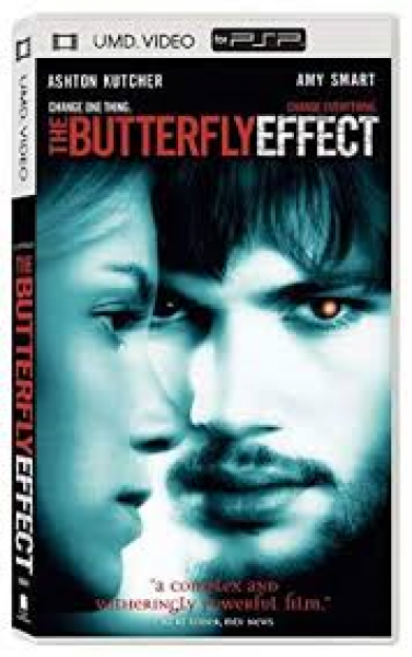 PSP UMD - Movie - Butterfly Effect