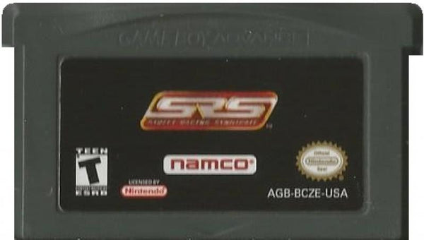 GBA Street Racing Syndicate SRS
