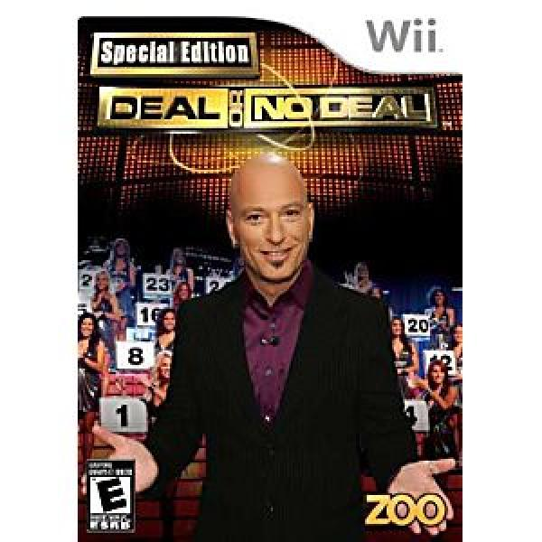 Wii Deal or no Deal - 2011 Special Edition
