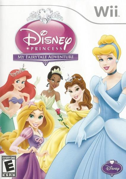 Wii Disney Princess - My Fairytale Adventure