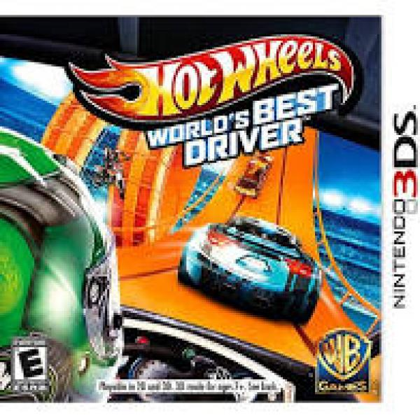 3DS Hot Wheels - Worlds Best Driver