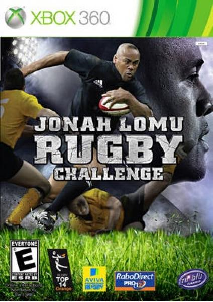 X360 Jonah Lomu Rugby Challenge Game Over Videogames