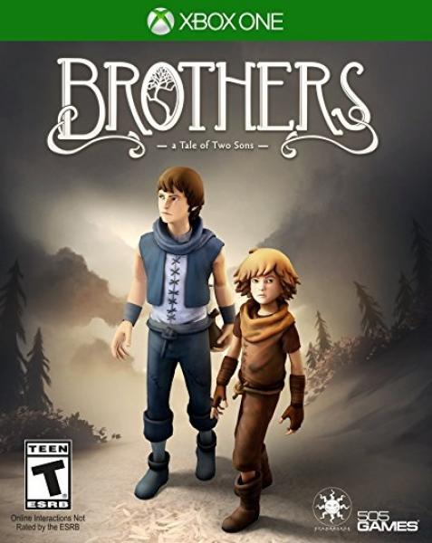 XB1 Brothers - Tale of Two Sons
