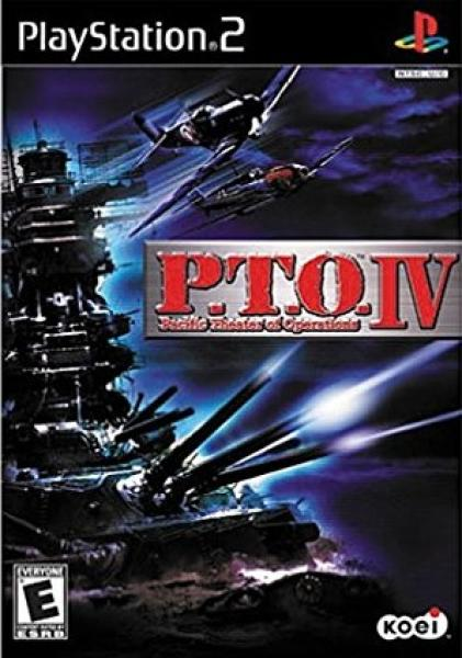 PS2 PTO - Pacific Theater of Operations IV