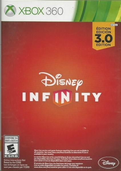 X360 Disney Infinity - 3.0 - Game Only