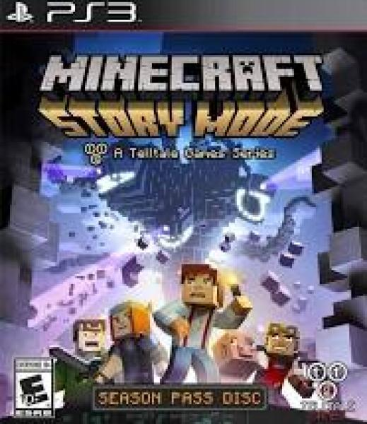 PS3 Minecraft - Story Mode