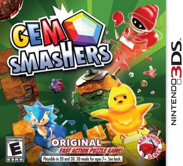 3DS Gem Smashers