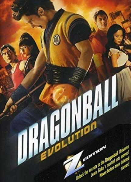DVD - Dragon Ball Z - Evolution