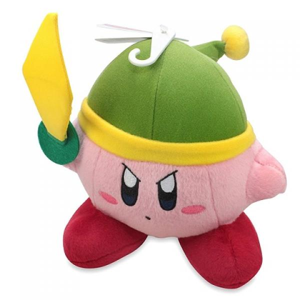 Plush - Nintendo - Kirby - Link - 6 in