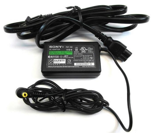 PSP AC adapter - (1st) Sony - USED