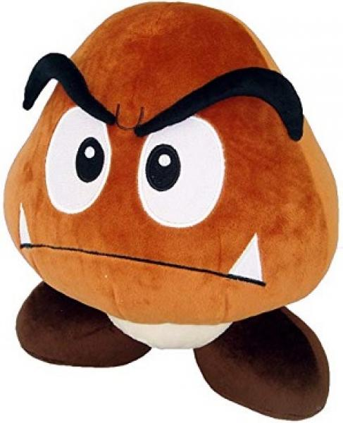 Plush - Nintendo - Super Mario - Goomba - 5 in