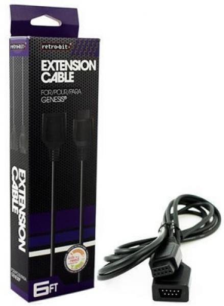 SG A26 Controller Extension Cable (3rd) NEW - Retrobit
