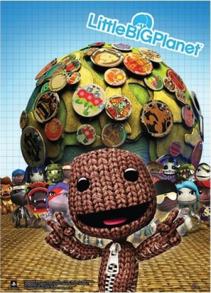 Wall Scroll - Little Big Planet - GE5348