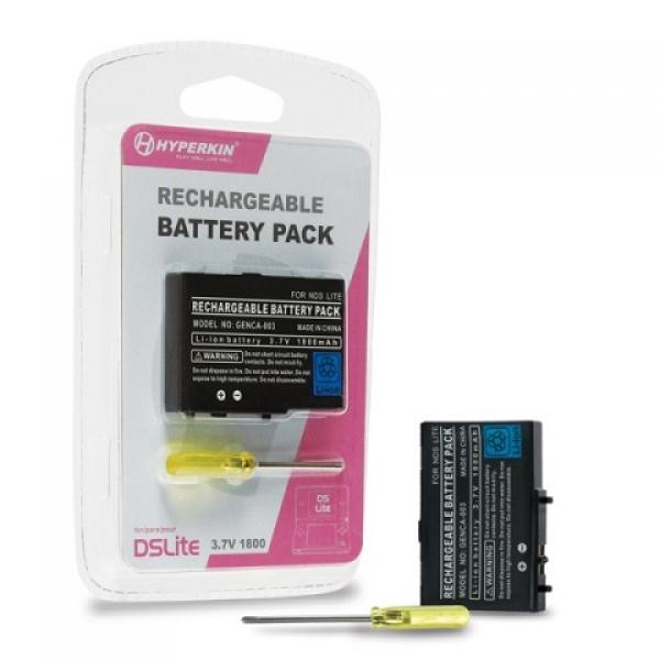 NDS DS Lite Replacement Battery (3rd) - NEW - Hyperkin