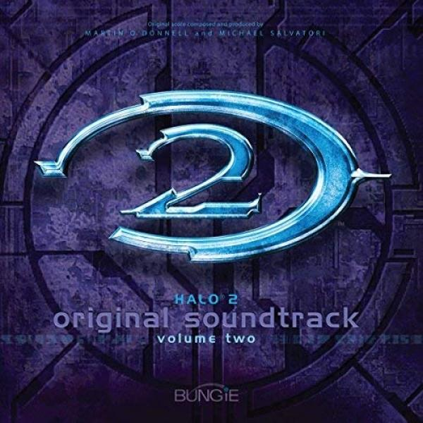 CD - Halo 2 - Original Soundtrack - Volume 2 - NEW