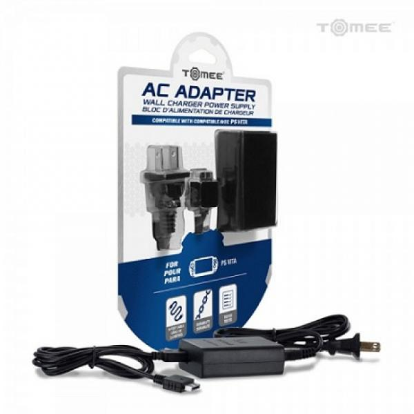 VITA - AC Adapter for PS Vita (3rd) NEW - Tomee