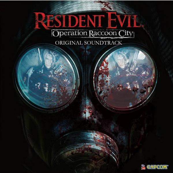 CD - Resident Evil - Operation Raccoon City - Original Soundtrack - 2 Discs - NEW