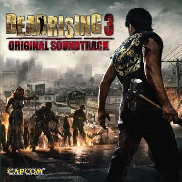 CD - Dead Rising 3 - Original Soundtrack