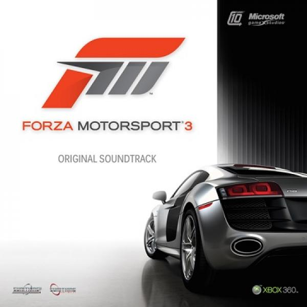 CD - Forza Motorsport 3 - Original Soundtrack - NEW