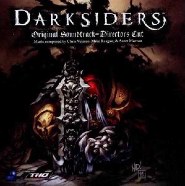 CD - Darksiders - Original Soundtrack - Directors Cut - 2D - NEW