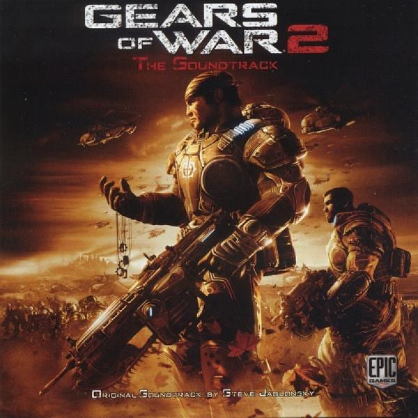 CD - Gears of War 2 - Original Soundtrack - NEW