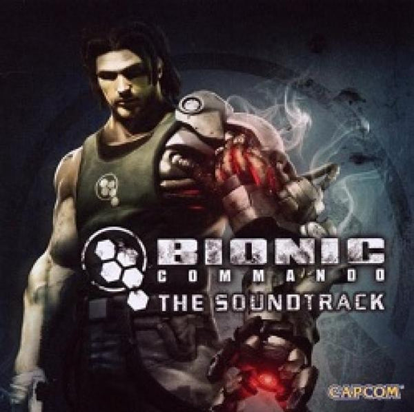 CD - Bionic Commando - Original Soundtrack - 2009 - NEW