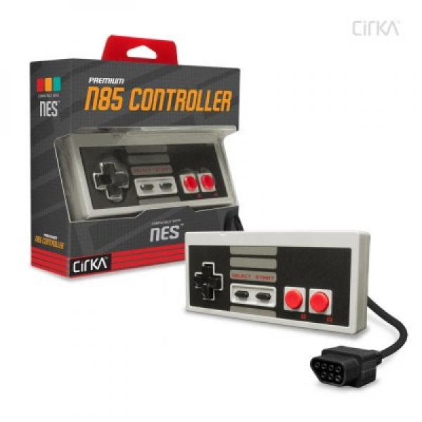 NES High Quality controller - NES style (3rd) Cirka N85 - NEW