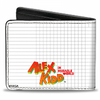 Gamer Wallet - SEGA - bifold - Alex Kidd - Miracle World box cover art - NEW