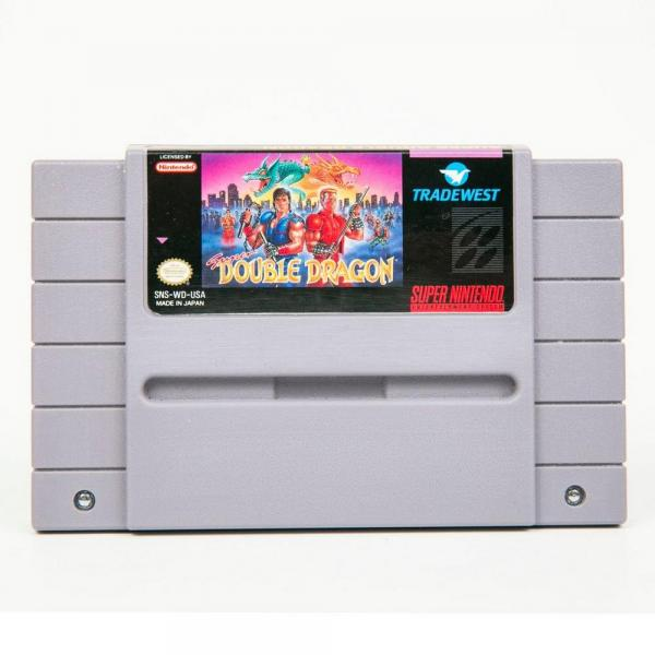 SNES Super Double Dragon