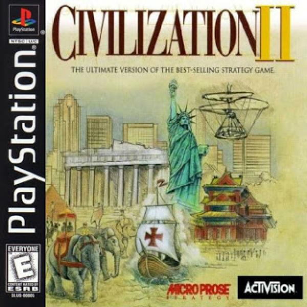 PS1 Civilization II 2