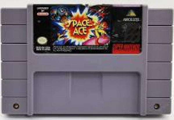 SNES Space Ace