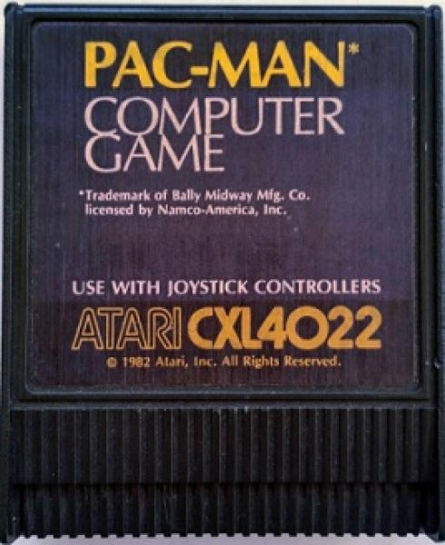 ACOMP Pac Man
