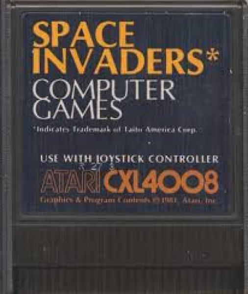 ACOMP Space Invaders