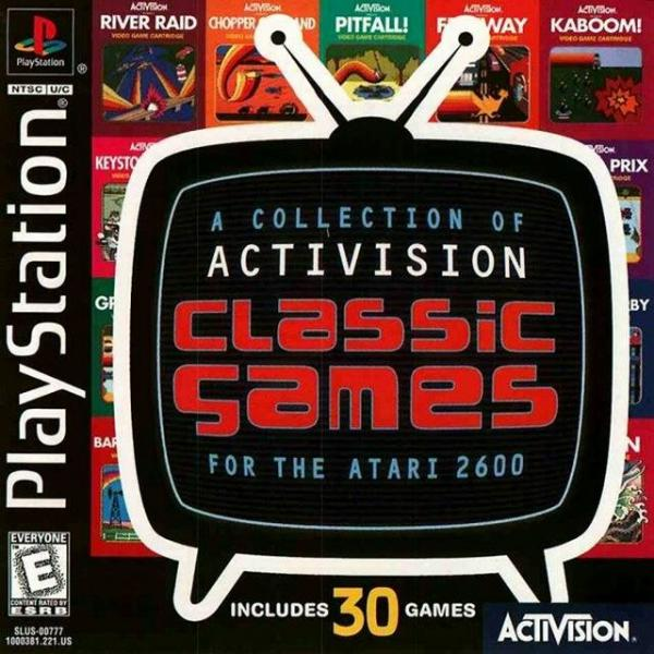 PS1 Classic Games - Activision