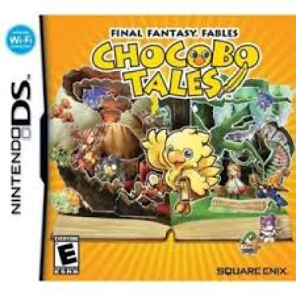 NDS Chocobo Tales - Final Fantasy Fables
